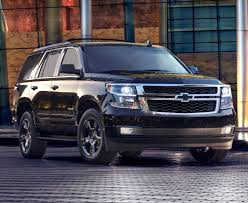 Chevrolet Adds Midnight Edition Packages For Suburban Tahoe