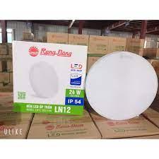 Đèn LED Ốp trần tròn 24W Rạng Đông LN12 300/24W 3000K-6500K giá cạnh tranh