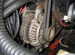 mitsubishi alternator mark is very pleased the upgrade having picked up his alternator form a wrecked 1999 mitsubishi car wiring