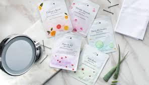 korean sheet masks korean sheet mask essentials 100 pure