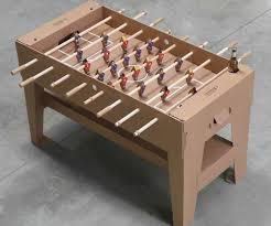 Miniature Wooden Foosball Table Game Foosball Table 15