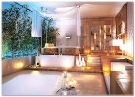 modern rustic bathroom design. Bathroom:Awesome Modern Rustic Bathrooms Design Ideas With White Brick  Stone Wall Theme And Bathub Also Modern Rustic Bathroom Design