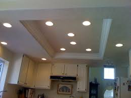 Ceiling Kitchen Lights Kitchen Recessed Lighting Lights Replace Them With Recessed