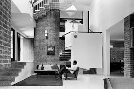moderna delhi modern a p kanvinde at home 1966 courtesy madan mahatta photoink