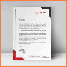 Letterhead Template. Yellow Simple Company Letterhead Customize ...