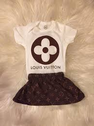 Designer Newborn Baby Girl Clothes Designer Inspired Baby Girl Outfit Clothes Kids Outfits