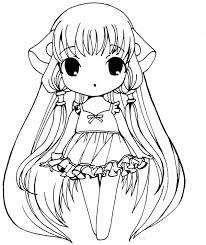Small Picture Coloring For Kids Anime Coloring Pages New At Design Picture