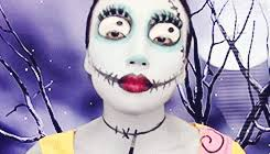 sally the nightmare before tutorial this is amazing sally nightmare before makeup tutorial