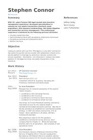 General Counsel Resume - Kleo.beachfix.co