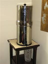 Berkey Water Filter Stand Royal Berkey Berkey Water Filter Stand T