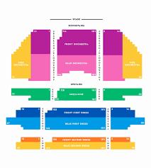 10 Borgata Event Center Seating Chart Resume Samples