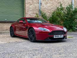 2016 Aston Martin V12 Vantage S Manual Amr Performance Pack