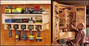 tool storage ideas tool wall storage