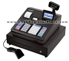 sharp xe a206. sharp xe-a507 electronic cash register with ccd scanner xe a206 c
