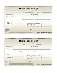 House Rent Bill Interesting House Rent Brokerage Receipt Format Yolarcinetonicco