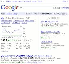 Stock Quotes Google