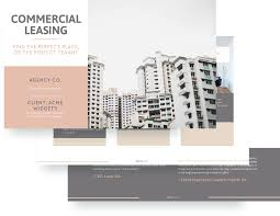 Commercial Lease Proposal Template Free Sample Proposify