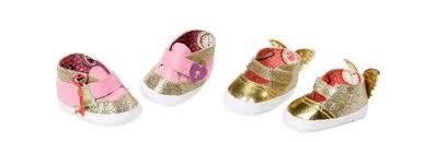 <b>Zapf Creation Ботиночки</b> для куклы <b>Baby Annabell</b> 43 см 1 пара ...