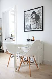 Daily dose of inspiration: Du style scandinave mis en valeur! Eames ChairsIkea  Table And ChairsSpace Saving ...