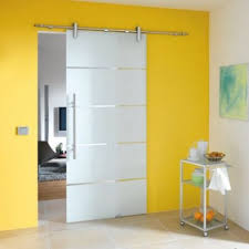 modern glass barn door. Modern Glass/wood Barn Door Hardware - For Closet Doors, The And Glass N