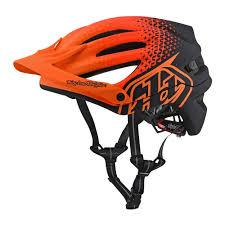 Troy Lee Designs Mountain Bike Helmet Troy Lee Designs 2019 A2 Starburst Bicycle Helmet Honey