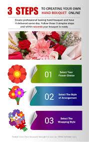 Design Your Own Style Online Diy Flower Bouquet