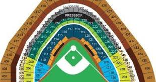 Miller Park Seating Chart Ticket King Milwaukee Wisconsin Miller Park Seating A