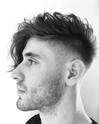 Hairstyles For Men To The Side New Long Hairstyles For Men 2017