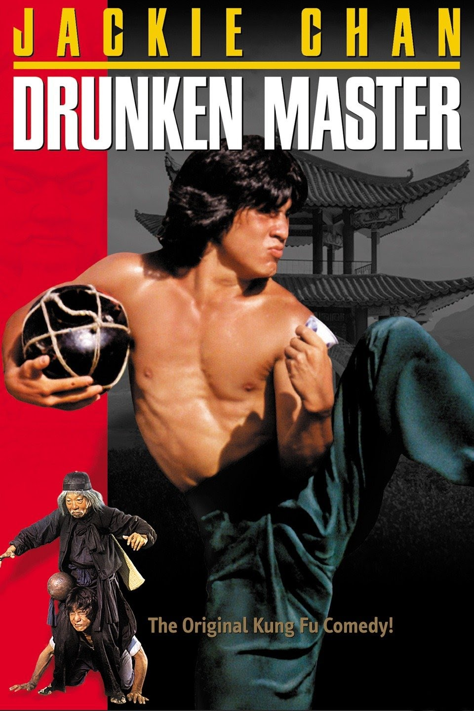Drunken Master (1978) Dual Audio {Hindi-Chinese} 480p || 720p
