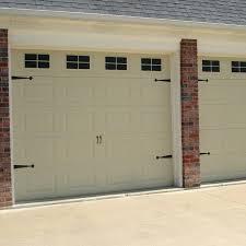 Garage Door Painting Cost Faux Carriage Garage Doors Because I Was