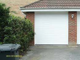 the motor is guaranteed for 5 years these roller doors were made to measure and are part of the doormatic premier range of garage doors