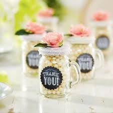 9. Thank you mason jar: Mason jar crafts dominate the Pinterest world, and  for good reason: they're easy to make. This mason jar is filled with candy,  ...