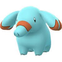 Pokemon Go Phanpy Max Cp Evolution Moves Spawn Locations