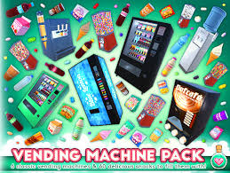 Snack Tower Vending Machine Reviews Awesome Vending Machine Pack Asset Store