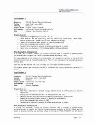 Cognos Sample Resume Elegant Cognos Tester Resume] Manoj Resume .