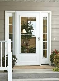 decorative storm doors security screen tucson backyards door glass leaded decorative glass