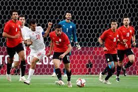 نتيجة مباراة منتخب مصر الأولمبي والأرجنتين اليوم أولمبياد طوكيو 2021 - عيون  مصر
