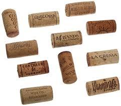 wine cork floats