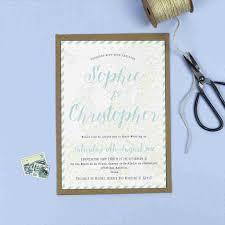wedding invitation for mickey and minnie