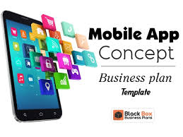 Business Plan App Mobile App Business Plan Template Black Box Business Plans