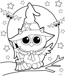 Toddler Halloween Coloring Pages Kid Coloring Pages Great Color Free