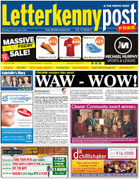 Letterkenny Post 24 11 16 By River Media Newspapers Issuu