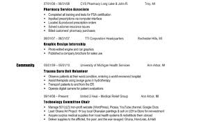 resume expected graduation date