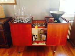mid century drink cart  google search  individual living room