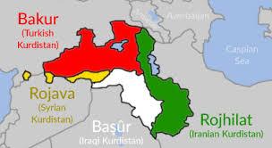 kurdistan ile ilgili görsel sonucu
