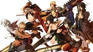 Anime wallpaper, Gods Eater Burst, God ...