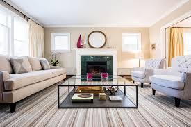 Transitional Living Room Transitional Living Room Form Interiors