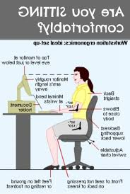 ergonomic desk setup. Wonderful Ergonomic Computer Desk Setup Interior Diagram U