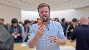 <b>Apple's iPhone</b> 11 Pro and 'always-on' Watch unveiled - BBC News
