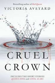 red queen cruel crown by victoria aveyard